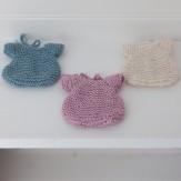 Gigoteuse tricotée pour...