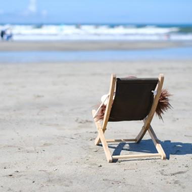 Garden chair for doll