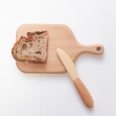 Petite planche et couteau...