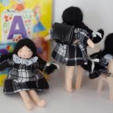 Mini Mitsu à l'école