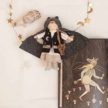 Mini poupées Chamanes