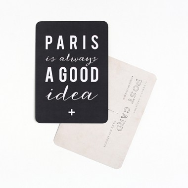 Carte Paris is always a...