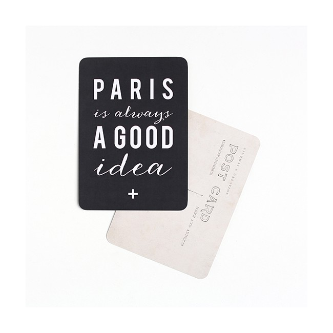 Carte Paris is always a good idea