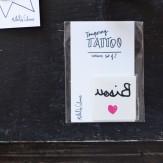 Tattoo Bisou